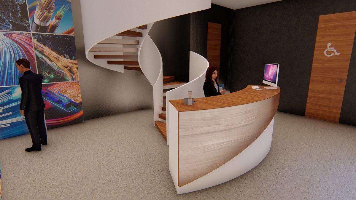 Progetto nuova sede uffici