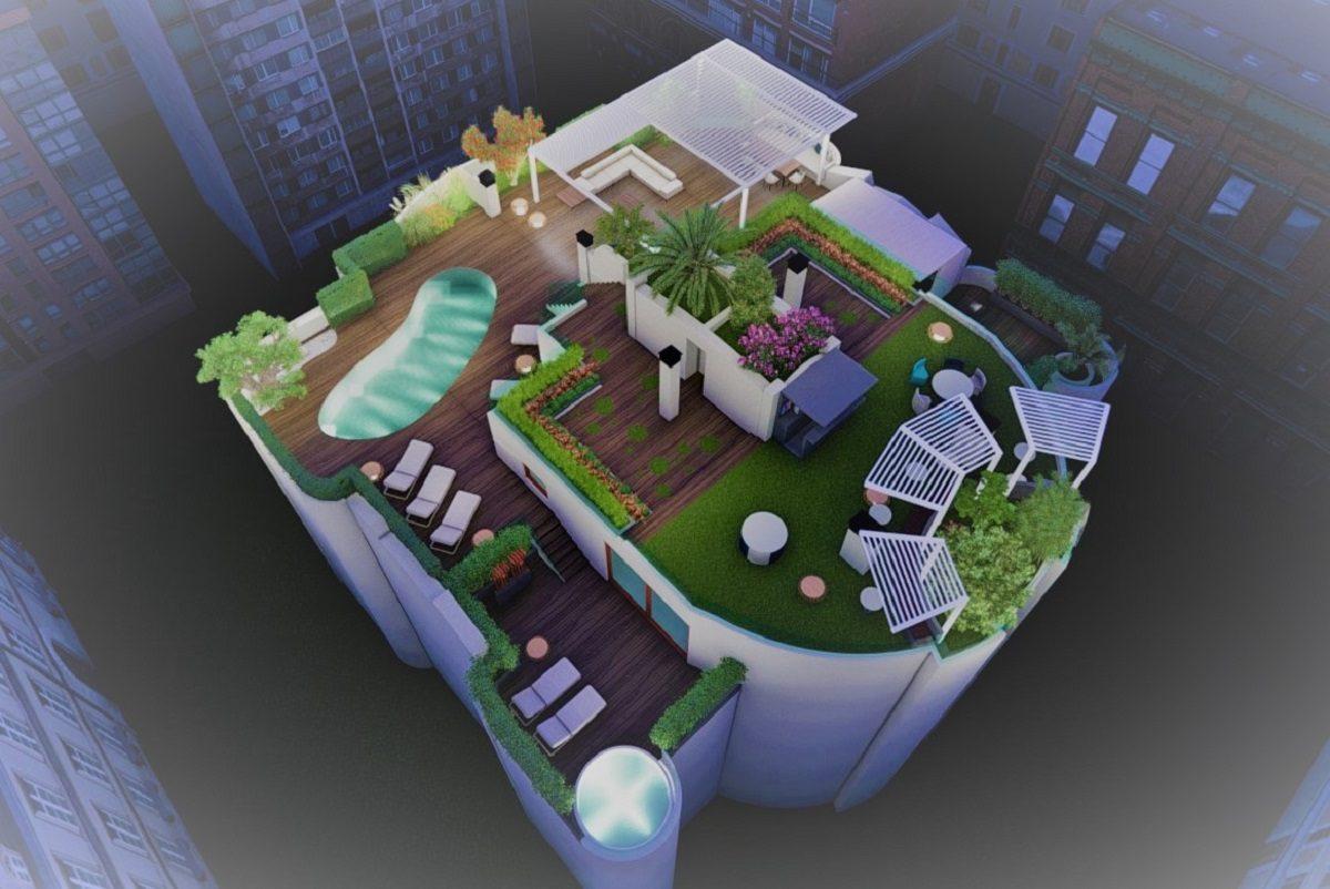 Progetto Outdoor design